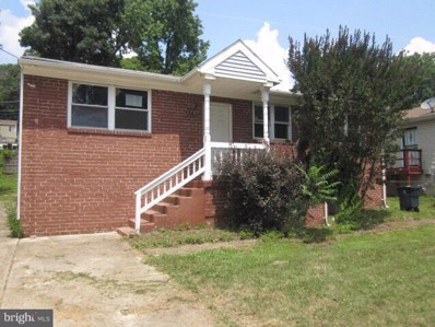1709 Ruston Avenue, Capitol Heights, MD 20743 - MLS#: 1002060748
