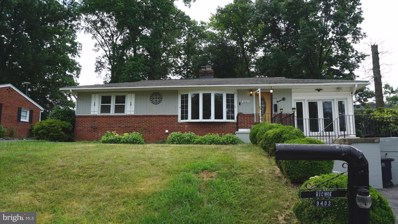 9403 Wellington Street, Lanham, MD 20706 - MLS#: 1002061870