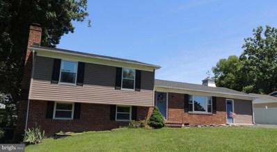 608 Perry Drive, Fredericksburg, VA 22405 - MLS#: 1002061912