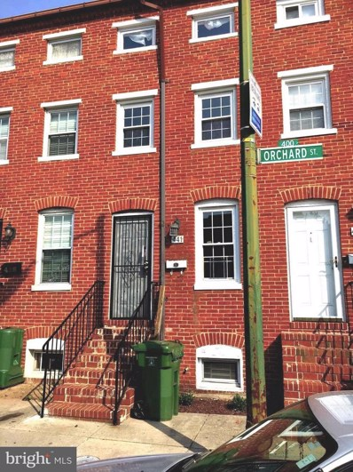 441 Orchard Street, Baltimore, MD 21201 - MLS#: 1002062514