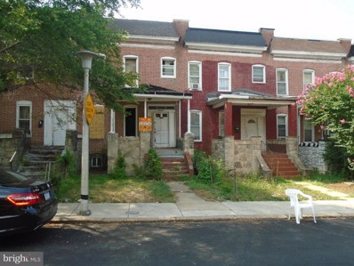 2540 Boarman Avenue, Baltimore, MD 21215 - #: 1002062704