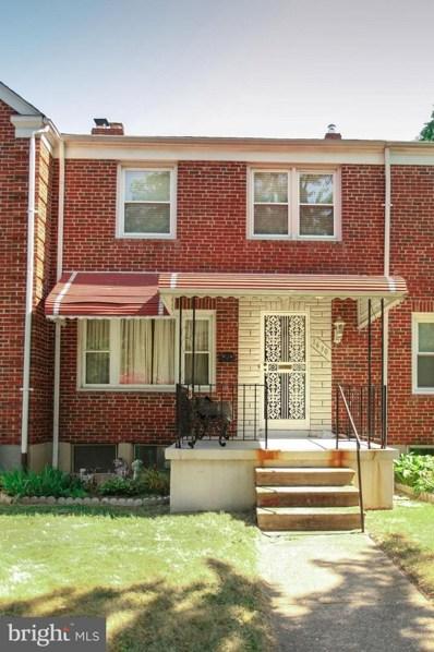 1630 Heathfield Road, Baltimore, MD 21239 - #: 1002062918