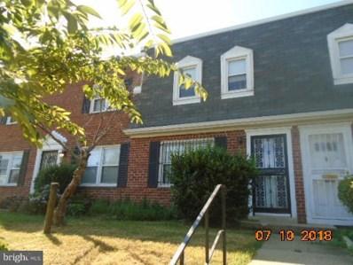 2509 Iverson Street, Temple Hills, MD 20748 - MLS#: 1002063000
