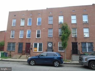 700 Brune Street, Baltimore, MD 21201 - MLS#: 1002063076