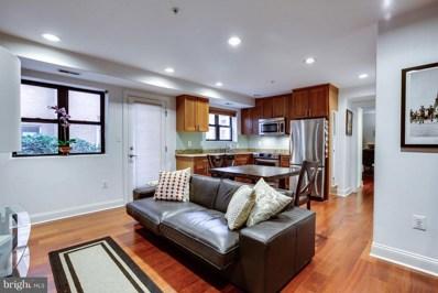 1354 Euclid Street NW UNIT 201A, Washington, DC 20009 - MLS#: 1002063128