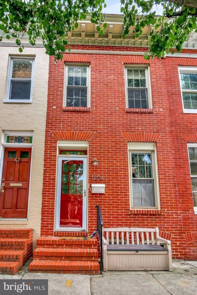 1206 Battery Avenue, Baltimore, MD 21230 - MLS#: 1002063396