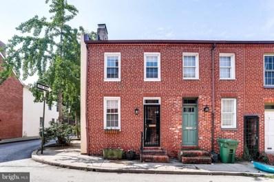7 Hamburg Street E, Baltimore, MD 21230 - MLS#: 1002063586