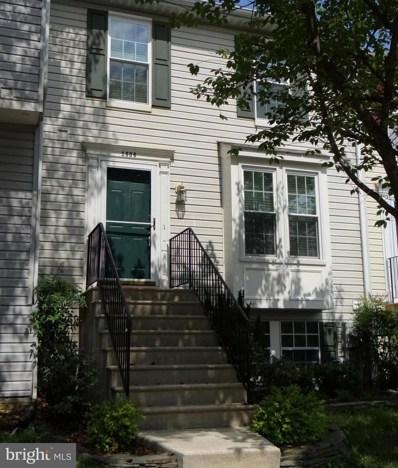1506 Falstone Lane, Crofton, MD 21114 - MLS#: 1002063928
