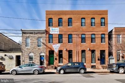 1424 Hull Street, Baltimore, MD 21230 - #: 1002064500