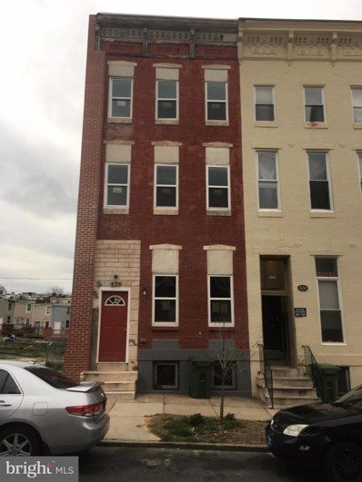 422 Lafayette Avenue, Baltimore, MD 21202 - MLS#: 1002067012