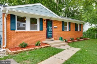 4125 Gardensen Drive, Woodbridge, VA 22193 - MLS#: 1002067116