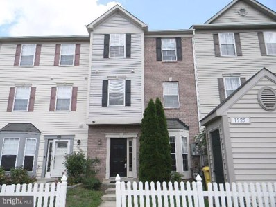 1925 Camelia Court, Odenton, MD 21113 - MLS#: 1002067346