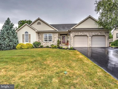 521 Spring Hollow Drive, New Holland, PA 17557 - MLS#: 1002067516