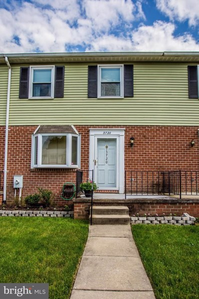 3720 Double Rock Lane, Baltimore, MD 21234 - MLS#: 1002067642