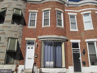 630 Fort Avenue, Baltimore, MD 21230 - MLS#: 1002068234