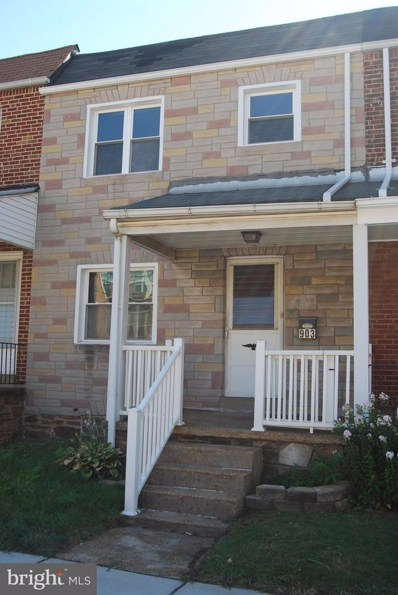 903 Oldham Street, Baltimore, MD 21224 - MLS#: 1002068394
