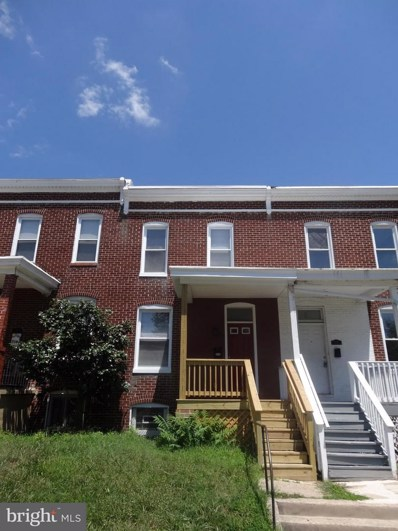720 Melville Avenue, Baltimore, MD 21218 - MLS#: 1002069494