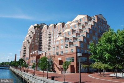 250 President Street UNIT 902, Baltimore, MD 21202 - MLS#: 1002069540