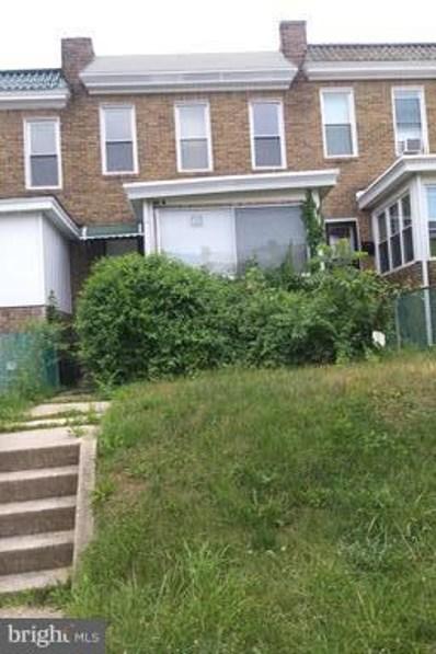 3211 Mondawmin Avenue, Baltimore, MD 21216 - #: 1002069716