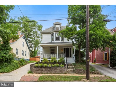 123 Potter Street, Haddonfield, NJ 08033 - MLS#: 1002070070