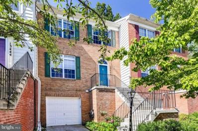 13446 Ansel Terrace, Germantown, MD 20874 - MLS#: 1002070192