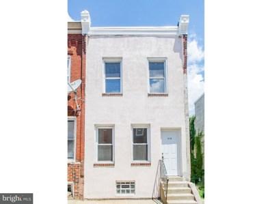3115 Westmont Street, Philadelphia, PA 19121 - MLS#: 1002070260