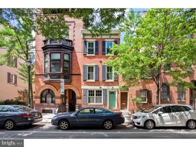 332 S 12TH Street, Philadelphia, PA 19107 - MLS#: 1002070270
