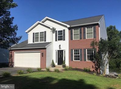 485 Crestwood Drive, Chambersburg, PA 17202 - MLS#: 1002070928
