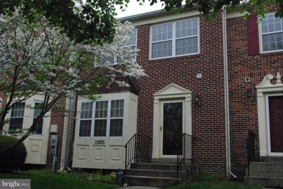 15825 Erwin Court, Bowie, MD 20716 - MLS#: 1002071494