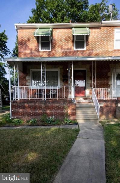 3711 Ridgecroft Road, Baltimore, MD 21206 - #: 1002074084