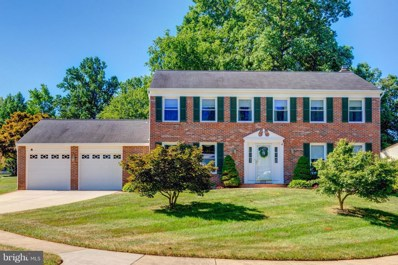 8651 Wind Song Court, Springfield, VA 22153 - #: 1002074336