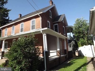 406 W Walnut Street, Perkasie, PA 18944 - MLS#: 1002074548