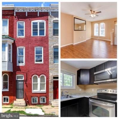 1706 Lexington Street, Baltimore, MD 21223 - MLS#: 1002075066