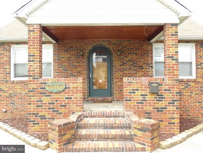 6810 Youngstown Avenue, Baltimore, MD 21222 - MLS#: 1002075108