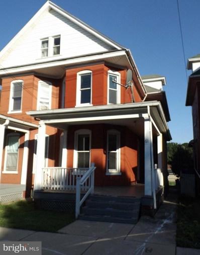 61 Westside Avenue, Hagerstown, MD 21740 - MLS#: 1002075840