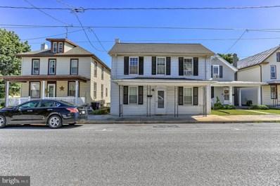 21 Washington Street S, Shippensburg, PA 17257 - MLS#: 1002075966