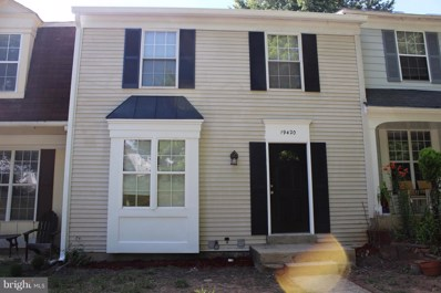 19420 Sandy Lake Drive, Gaithersburg, MD 20879 - #: 1002076024