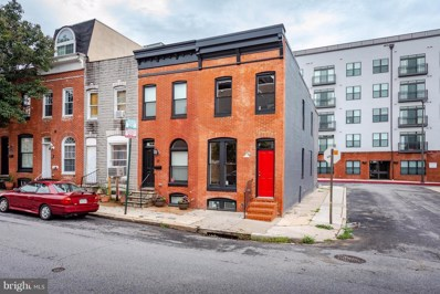 23 Barney Street E, Baltimore, MD 21230 - #: 1002076202