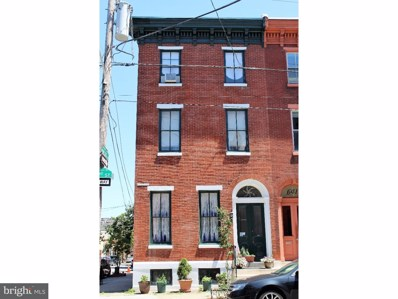 2138 Wallace Street UNIT 3 FL, Philadelphia, PA 19130 - MLS#: 1002076392