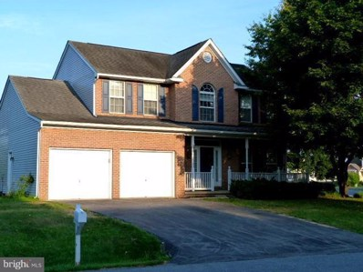 9832 Olivewood Drive, Hagerstown, MD 21740 - #: 1002077058