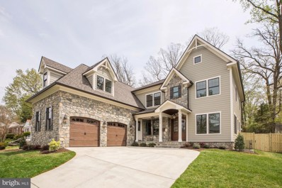 6818 Williamsburg Boulevard, Arlington, VA 22213 - #: 1002077638