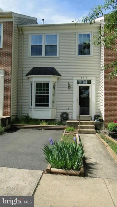 6344 Pendleton Place UNIT BASEMENT, Centreville, VA 20121 - MLS#: 1002078046