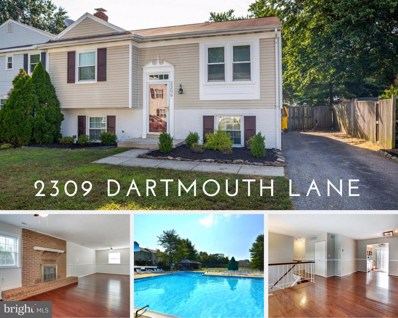 2309 Dartmouth Lane, Crofton, MD 21114 - MLS#: 1002078224
