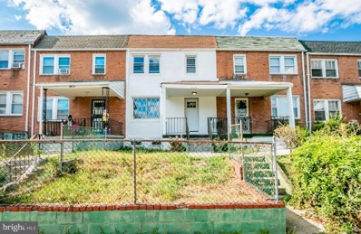 2922 Oakford Avenue, Baltimore, MD 21215 - #: 1002078332