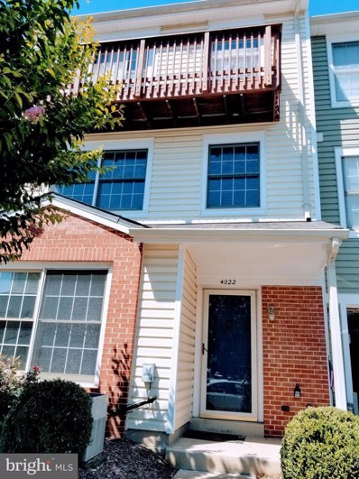 4022 Chetham Way, Woodbridge, VA 22192 - MLS#: 1002078344