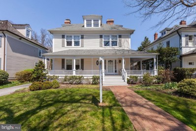 11 Irving Street, Chevy Chase, MD 20815 - #: 1002078532
