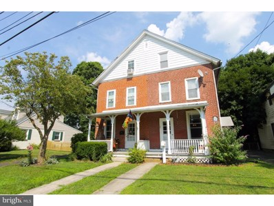 349 S Lincoln Avenue, Newtown, PA 18940 - MLS#: 1002078776