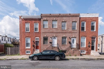 1305 Ostend Street W, Baltimore, MD 21223 - #: 1002078884