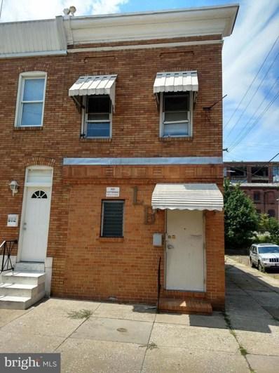 600 Lehigh Street, Baltimore, MD 21224 - MLS#: 1002081058