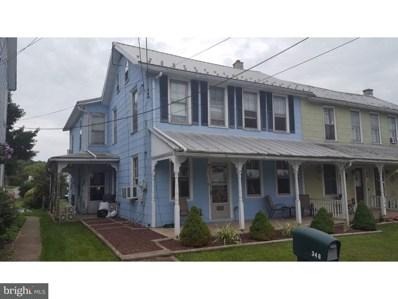 348 Chestnut Street, Mertztown, PA 19539 - #: 1002082372
